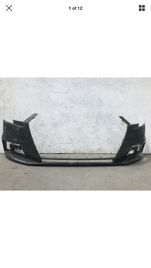 2017-2018 AUDI A3 E TRON FRONT BUMPER COVER OEM USED for Sale in Los Angeles, CA
