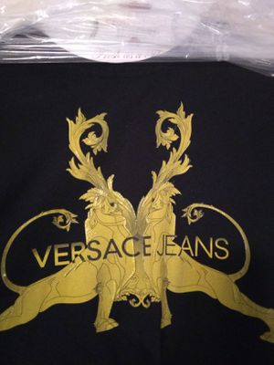 Versace authentic shirt size L for Sale in Las Vegas, NV