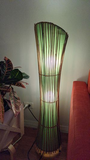Green Floor lamp for Sale in New York, NY