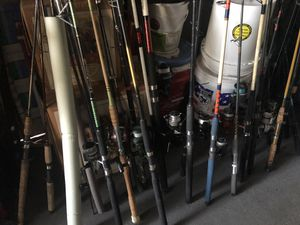 Fishing poles for Sale in Clearwater, FL