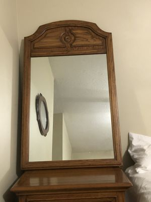 Large dresser mirror for Sale in Nashville, TN