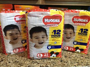 Huggies Diapers Sz. 6 for Sale in Fort Washington, MD