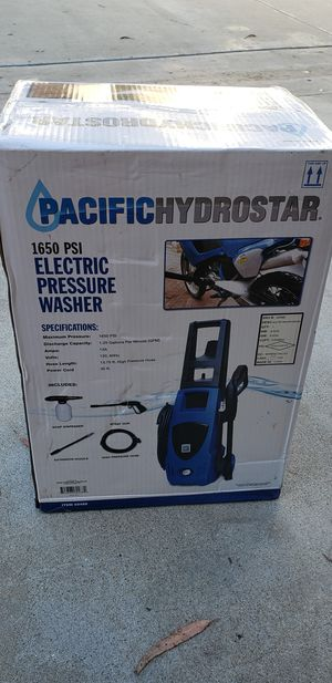 Electric Water Pressure for Sale in Oxnard, CA