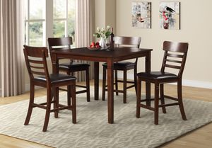 Heater dining table 5 piece for Sale in Houston, TX