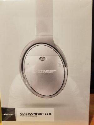 Bose Quietcomfort 35 for Sale in Salt Lake City, UT
