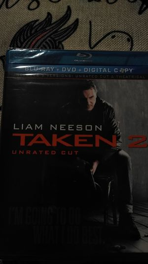 Taken 2 unrated cut for Sale in West Columbia, SC