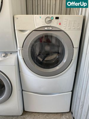 Front Load Whirlpool Washer XL Capacity #1284 for Sale in Deltona, FL