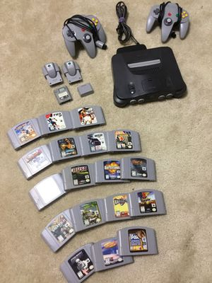 Nintendo 64 for Sale in Morrisville, NC