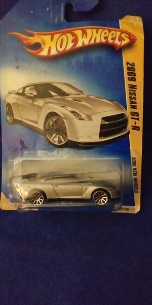 2009 Hot Wheels '09 Nissan GT-R for Sale in Fresno, CA