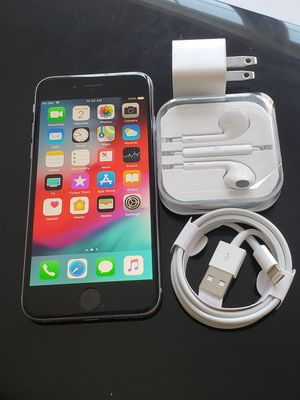 iPhone 6, Factory Unlocked, Excellent Condition. for Sale in Springfield, VA