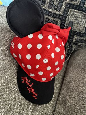 Disney Youth Minnie Mouse Hat for Sale in Anaheim, CA