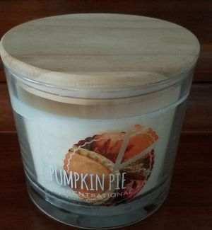 Pumpkin Pie Candle for Sale in Fort Washington, MD
