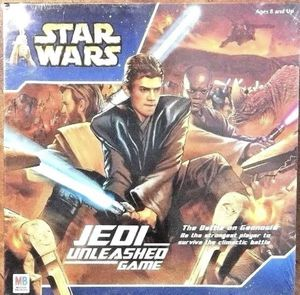 Star Wars Jedi Unleashed Board Game for Sale in INVER GROVE, MN