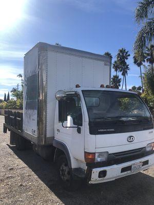 2003 UD Diesel Stakebed with Liftgate for Sale in Encinitas, CA