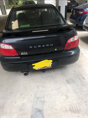 2005 Subaru Impreza WRX for Sale in Millersville, MD