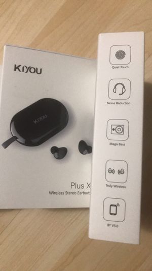 Wireless Earbuds Bluetooth 5.0 earphones for Sale in Columbus, OH