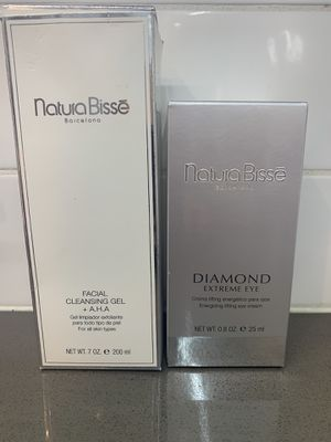 NaturaBisse Dimond Eye Extreme and Facial Cleansing Gel for Sale in Los Angeles, CA