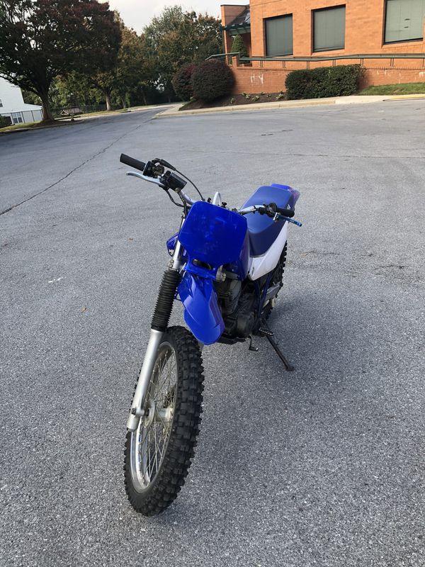 Yamaha TTR-225