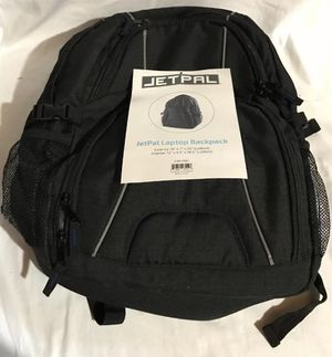 JETPAL Protective Water Resistant Backpack for Laptops Up to 15.6 Inch for Sale in Dublin, OH