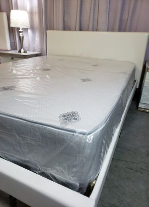 NEW FULL MATTRESS & BOX SPRING SET 2PC, BED FRAME IS NOT INCLUDED for Sale in West Palm Beach, FL