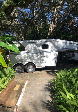 Horse trailer for Sale in Fellsmere, FL