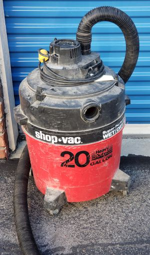 Shop Vac 2.5H.P 20 Gallon Wet/Dry Vac for Sale in Westminster, CO