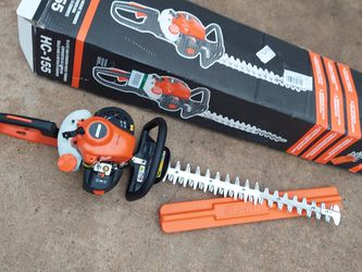 HEDGE TRIMMER HC-155 BRAND NEW NEVER USED OPEN BOX READY TO WORK NUEVA NUNCA USADO LISTO PARA USAR 🆕️ for Sale in Houston,  TX