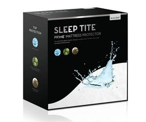 SLEEP TITE- PRIME- TERRY MATTRESS PROTECTOR. MALOUF for Sale in Brandon, FL