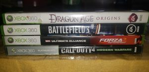Xbox 360 lot for Sale in Kennewick, WA