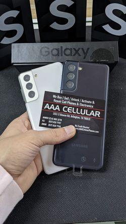 Samsung Galaxy S21+ 5G 256GB / 128GB Factory Unlocked - Brand New - 1 Year Warranty! for Sale in Arlington,  TX