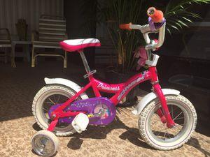 My First Schwinn Kids Princess Pink Bike with Training Wheels for Sale in Largo, FL
