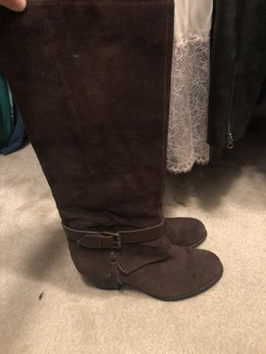 Nine West Riding Boots like new size 7 1/2 for Sale in Ashburn, VA