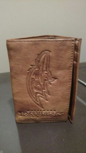 Ravens Wallet for Sale in Severn, MD