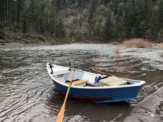 Drift Boat With Trailer for Sale in Portland,  OR