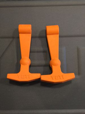 CUSTOM Yeti Latches & Rope Handles (Multiple Colors) for Sale in Houston, TX