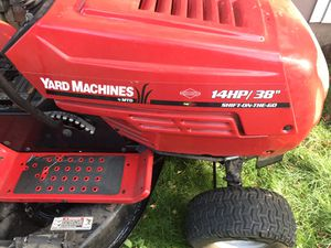 Ride on lawn mower for Sale in Tiverton, RI