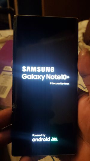 SAMSUNG GALAXY NOTE 10+ for Sale in Loving, NM
