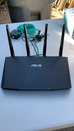 Asus Router for Sale in West Linn, OR