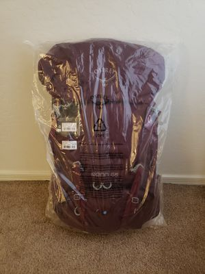 OSPREY BACKPACKING PACK (WOMEN) for Sale in Sun City West, AZ