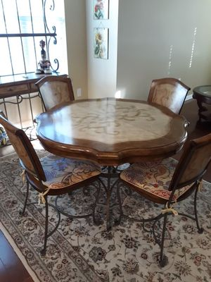 Antique dining set for Sale in Fieldsboro, NJ