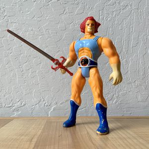 Vintage Thundercats Lion-O Action Figure with Sword Collectable Toy 🧸 for Sale in Elizabethtown, PA