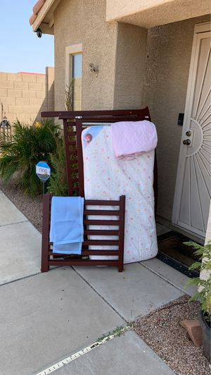 Kids toys, Baby Crib, TV stand for Sale in Mesa, AZ