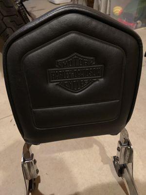 Harley Davidson sportster sissy bar OEM for Sale in Bloomington, IL