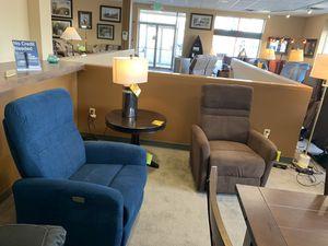 Everton power recliner's for Sale in Spokane, WA