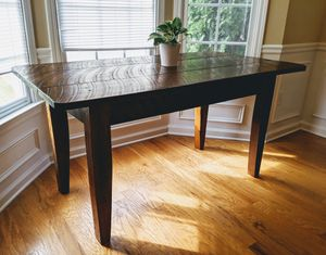 Gorgeous handmade antique dining table for Sale in Washington, DC