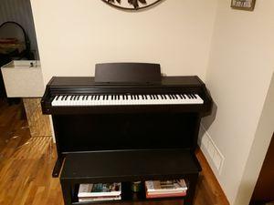 VERY NICE BEAUTIFUL CASIO DIGITAL PIANO FOR SALE for Sale in Bellevue, WA