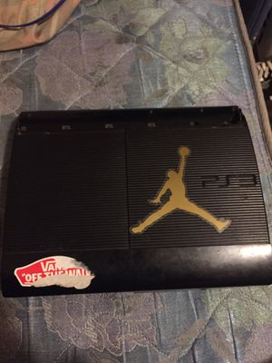 ps3 console for Sale in Fresno, CA