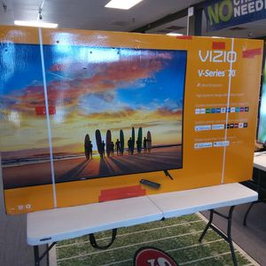"""VIZIO 70"""" 4K SMART TV'S V SERIES AIR PLAY CHROME CAST IN BOX WARRANTY TAX ALREADY INCUDED OTD PRICE - PAYMENT OPTIONS for Sale in Glendale, AZ"""
