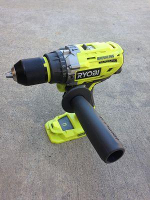 Ryobi 18v brushless Hammer drill for Sale in Los Angeles, CA