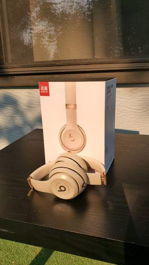 Beats Solo 3 wireless, on ear headphones for Sale in Denver, CO